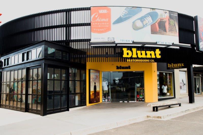 Blunt & Strapper